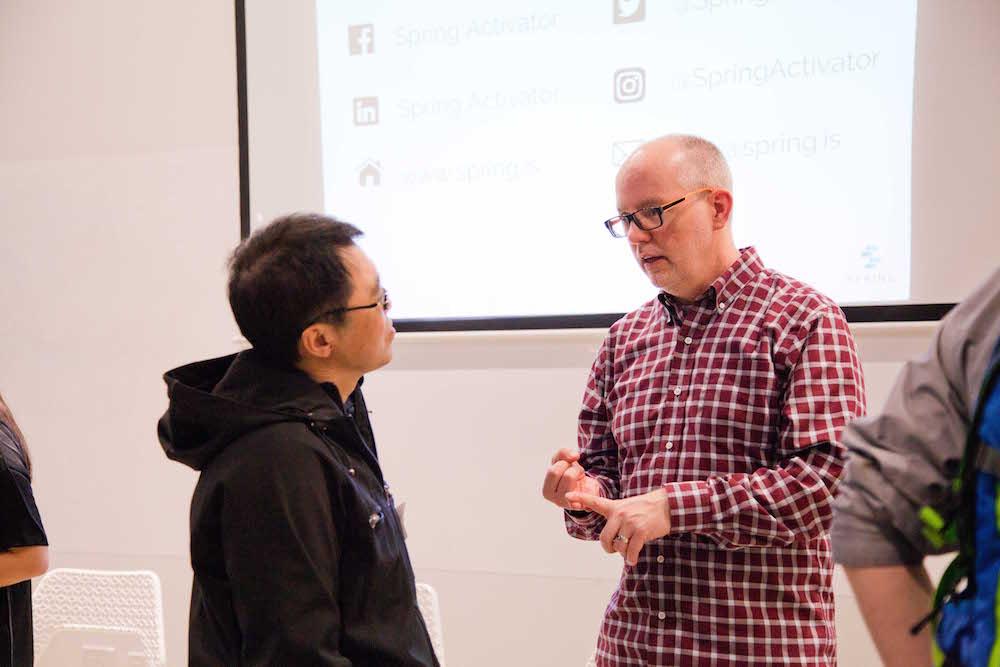 Keith Ippel mentorship