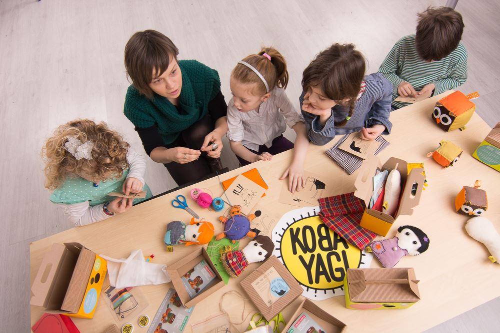 Koba Yagi Toys