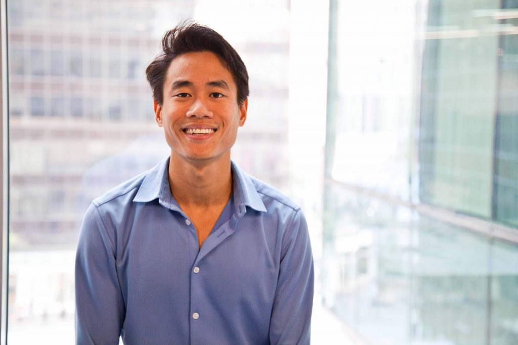 Nick Chow of Axiom Zen - Spring Mentor