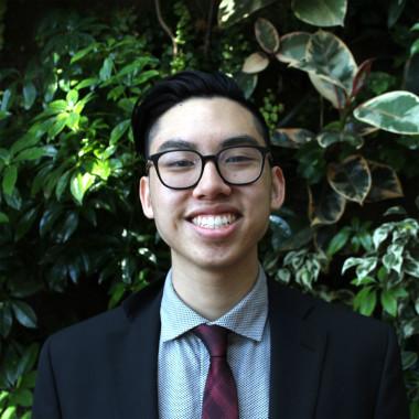 Lyndon Chiang - Marketing Coordinator at Spring