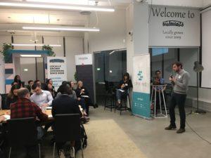 Impact Investor Challenge Kickoff