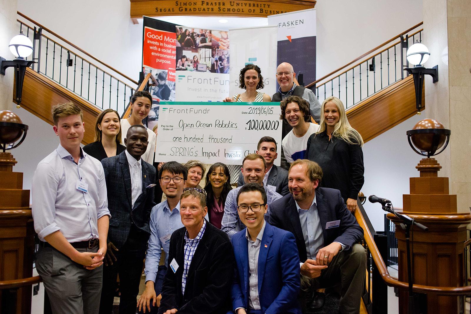 Impact Investor Challenge 2019 Winner