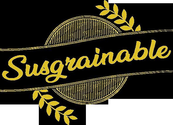 Susgrainable logo