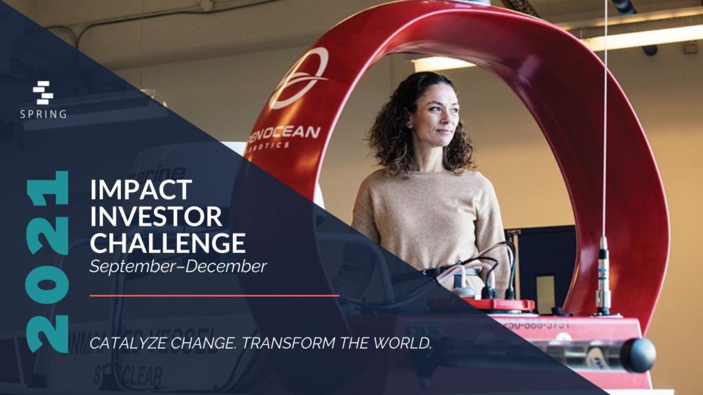 Impact Investor Challenge Vancouver 2021