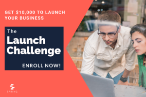Spring Activator's 2021 Launch Challenge