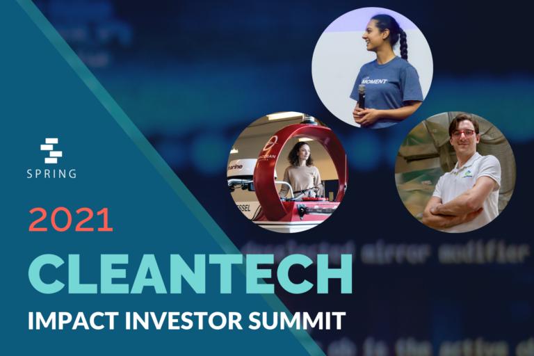 2021 Cleantech Impact Investor Summit