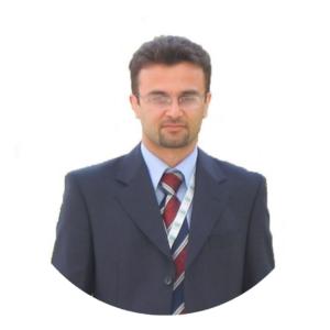 Mohammad Manesh Headshot Image