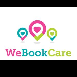 WeBookCare Logo