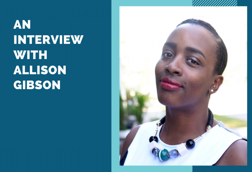 An Interview with Allison Gibson, Spring Activator