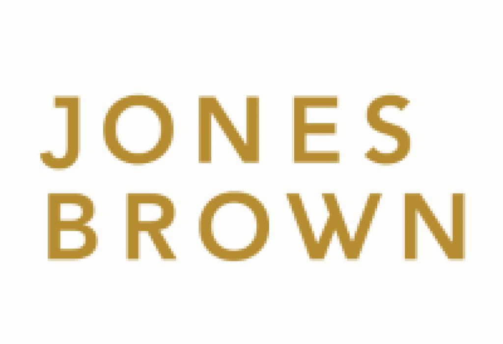 Jones Brown logo