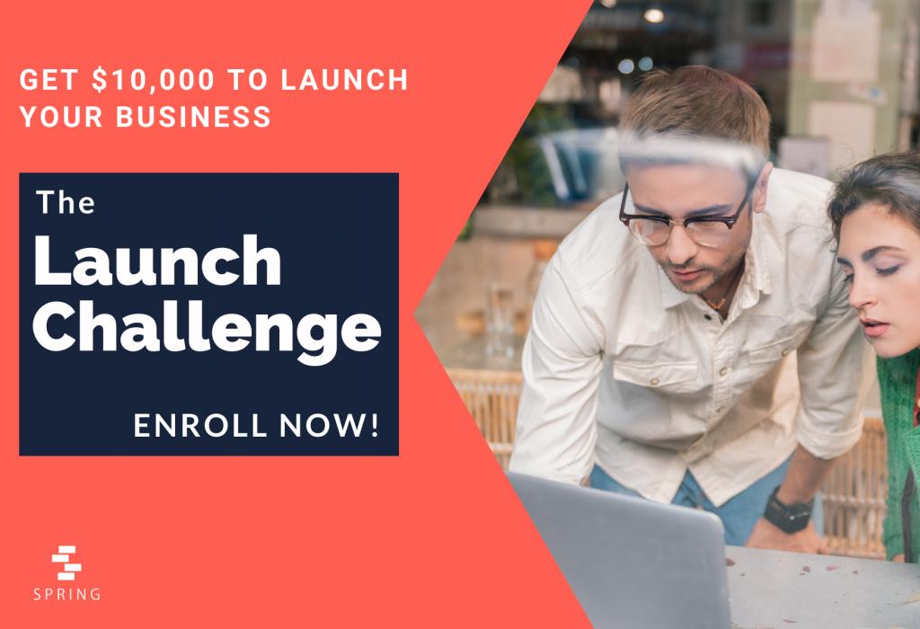 Spring Activator's 2021 Launch Challenge