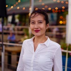 Cassandra Hui - 2020 Impact Investor Challenge Finalist, Heal Mary